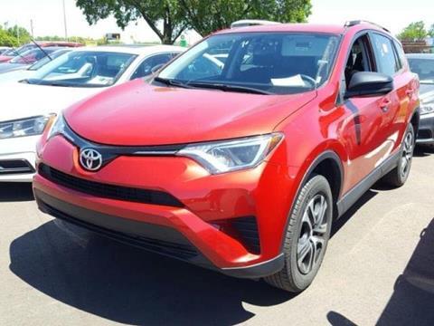 2016 Toyota RAV4 for sale in Pontiac, MI