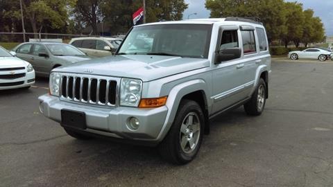 2010 Jeep Commander for sale in Pontiac, MI