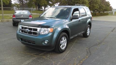 2012 Ford Escape for sale in Pontiac, MI