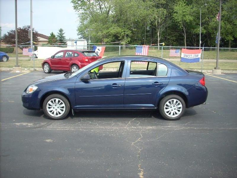 2010 Chevrolet Cobalt  STILL HAS REMAINING FACTORY WARRANTY WOW UNBELIEVABLE PRICE This vehicle is