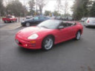 2003 Mitsubishi Eclipse Spyder for sale in Pontiac, MI