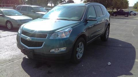 2009 Chevrolet Traverse for sale in Pontiac, MI