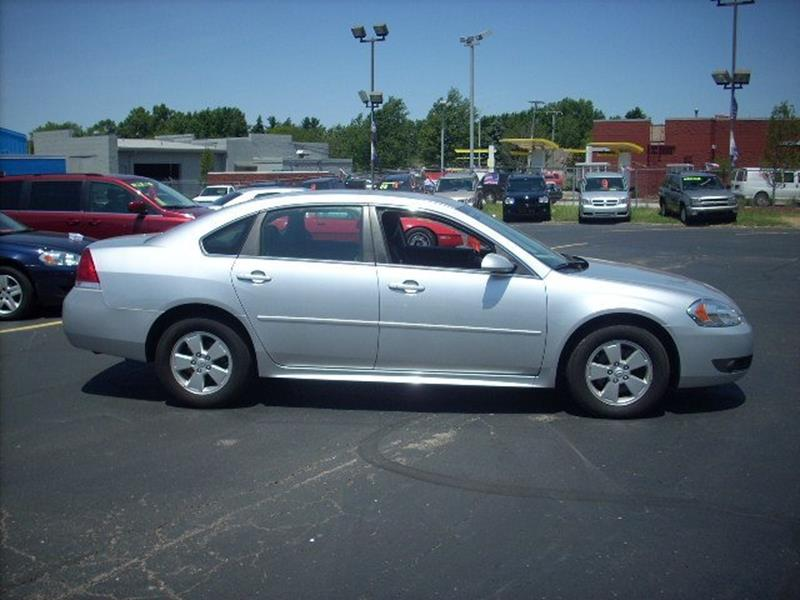 2010 Chevrolet Impala  WOW UNBELIEVABLE PRICE This vehicle is priced well below Blue Book WHAT A C