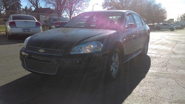 2012 Chevrolet Impala  Telematics VEHICLE INFORMATION OPTIONS 50 State Emissions A C ABS Brakes Au