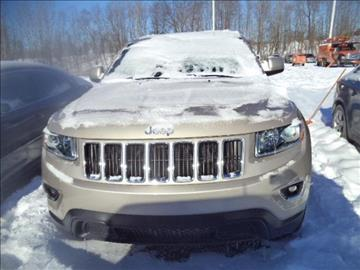 2014 Jeep Grand Cherokee for sale in Pontiac, MI