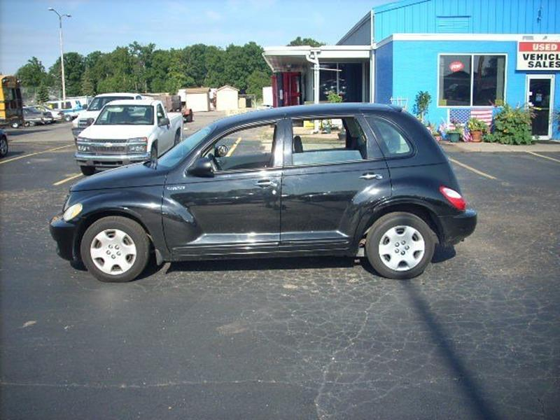 2006 Chrysler Pt Cruiser  WOW UNBELIEVABLE PRICE This vehicle is priced well below Blue Book WHAT