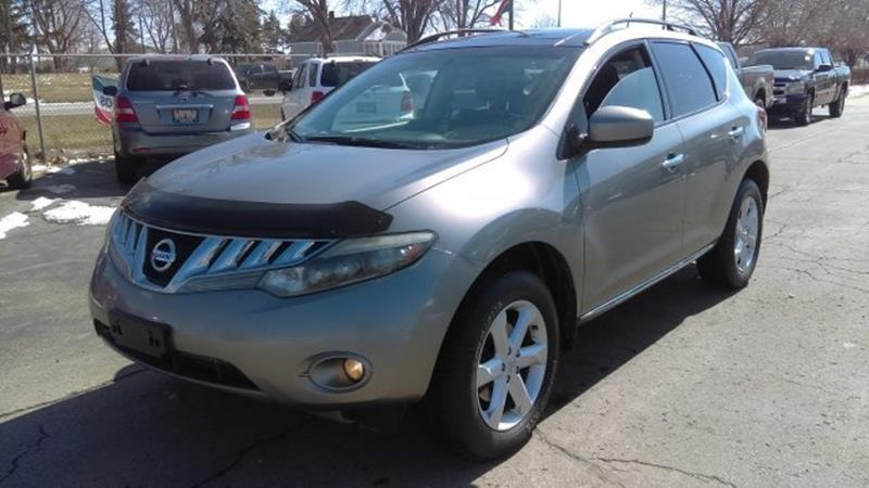 2009 Nissan Murano  Lowest Prices on the Internet Bumper to Bumper Warranties Everyone Approved LO