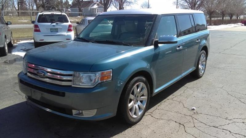 2010 Ford Flex  Lowest Prices on the Internet Bumper to Bumper Warranties Everyone Approved LOW DO