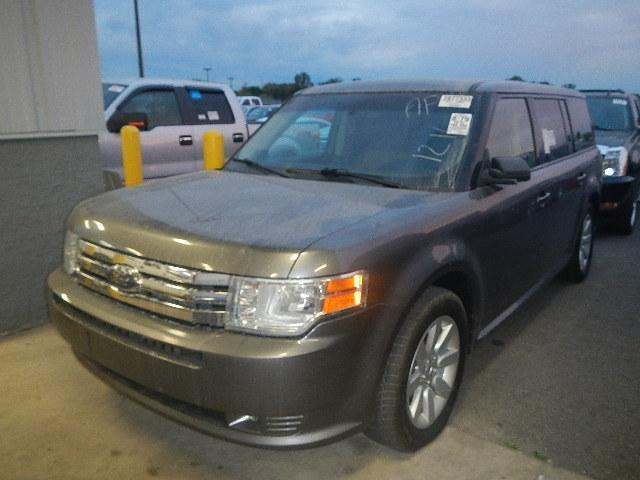 2010 Ford Flex  Bluetooth Connection VEHICLE INFORMATION OPTIONS 3rd Row Seat A C ABS Brakes Autom