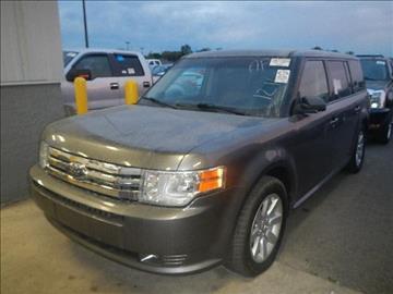 2010 Ford Flex for sale in Pontiac, MI