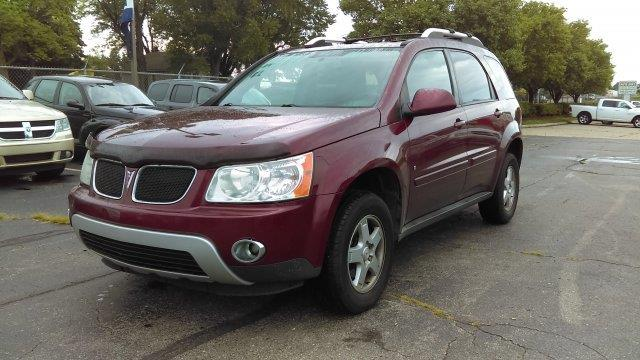 2007 Pontiac Torrent  WOW UNBELIEVABLE PRICE This vehicle is priced well below Blue Book WHAT A CL