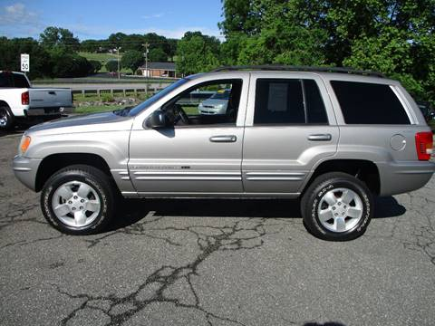 2001 Jeep Grand Cherokee for sale in Newton, NC