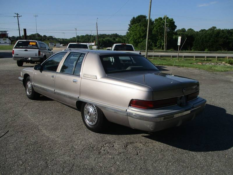 1995 Buick Roadmaster Limited 4dr Sedan In Newton NC  Hickory