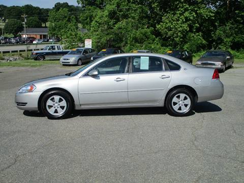 2006 Chevrolet Impala for sale in Newton, NC