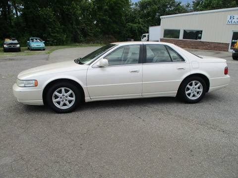 2002 Cadillac Seville for sale in Newton, NC