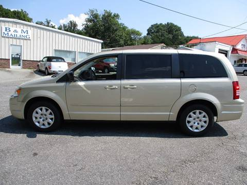 2010 Chrysler Town and Country for sale in Newton, NC