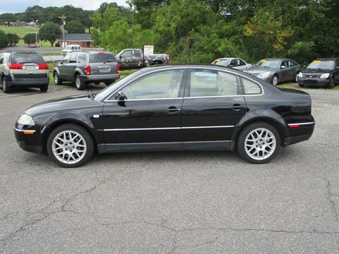 2003 Volkswagen Passat for sale in Newton, NC