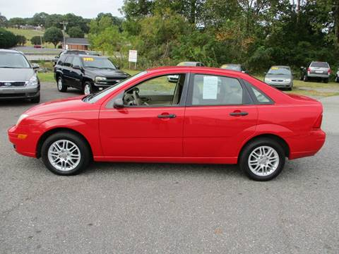2005 Ford Focus for sale in Newton, NC