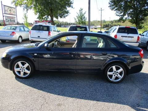 2004 Audi A4 for sale in Newton, NC