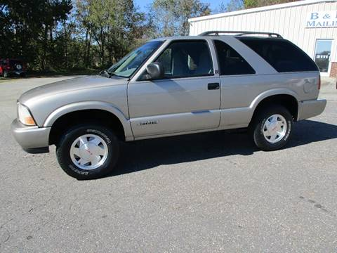 2001 GMC Jimmy for sale in Newton, NC