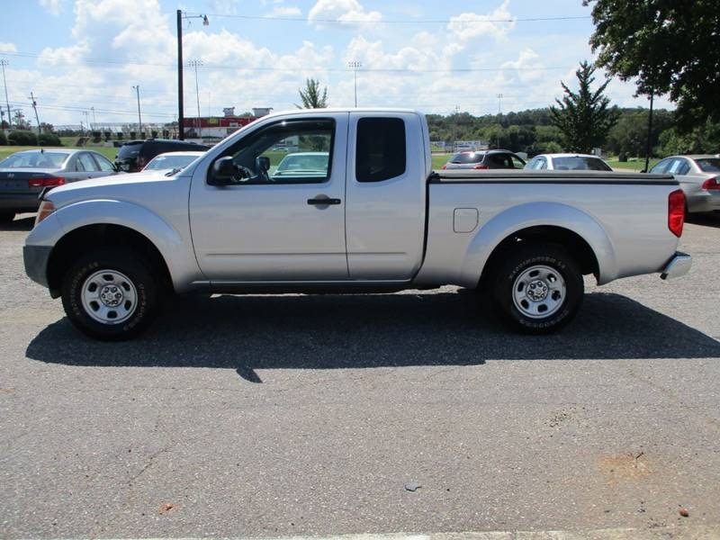 2005 Nissan Frontier 4dr King Cab Xe Rwd Sb In Newton Nc Hickory