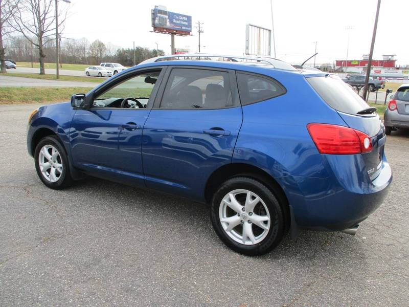 2008 Nissan Rogue Awd Sl Sulev Crossover 4dr In Newton Nc Hickory