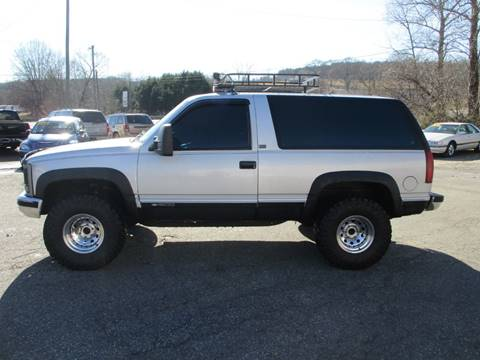 1994 Chevrolet Blazer For Sale Carsforsale Com