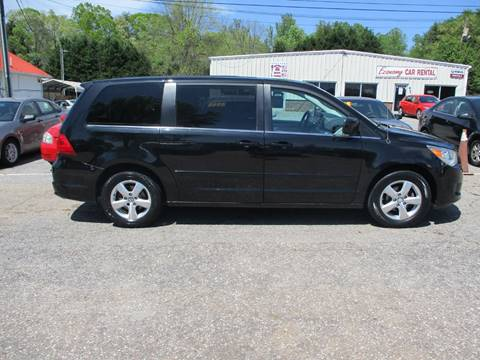 2010 Volkswagen Routan for sale in Newton, NC
