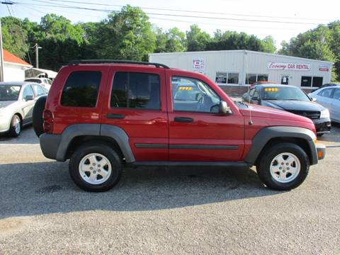 2006 Jeep Liberty for sale in Newton, NC
