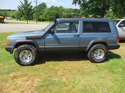 1999 Jeep Cherokee for sale in Newton, NC