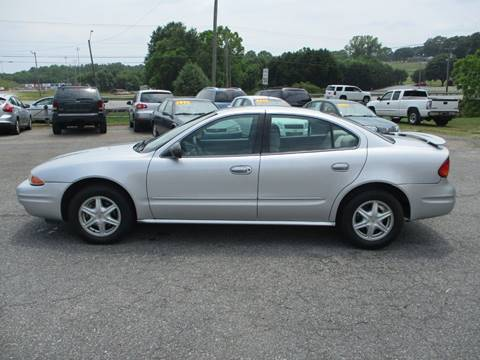 2002 Oldsmobile Alero for sale in Newton, NC