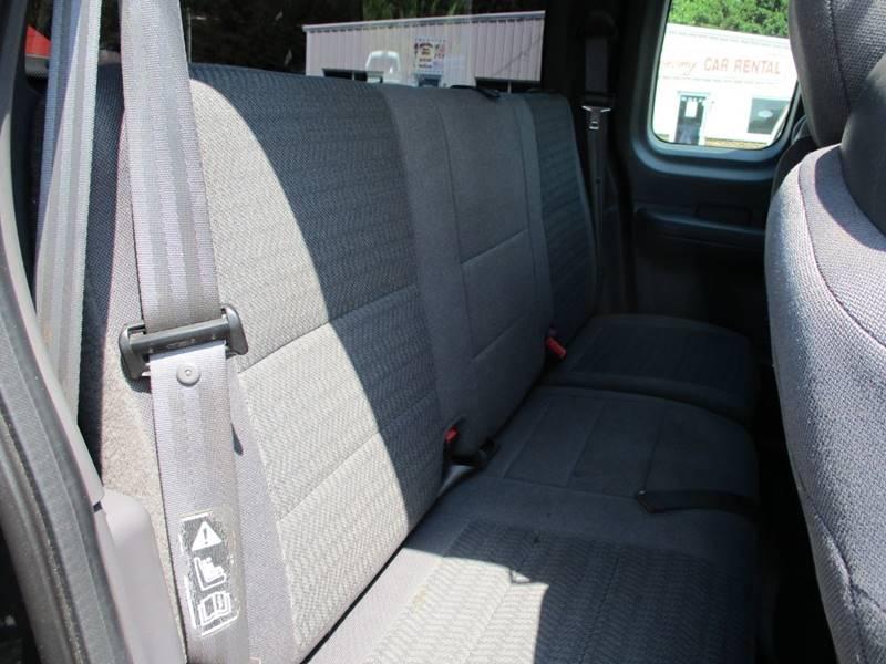 Terrific 2003 Ford F 150 4Dr Supercab Xlt 4Wd Styleside Sb In Newton Machost Co Dining Chair Design Ideas Machostcouk