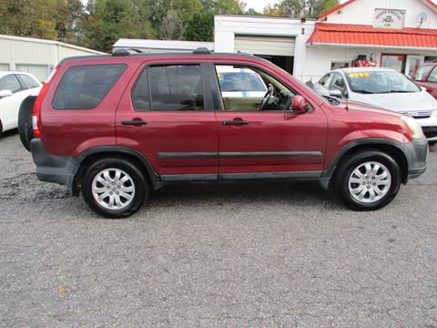 2005 Honda CR-V for sale in Newton, NC