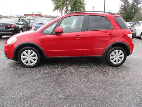 2010 Suzuki SX4 Crossover for sale in Newton, NC