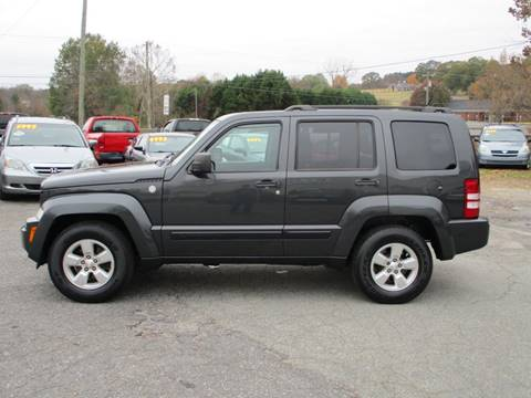2010 Jeep Liberty for sale in Newton, NC
