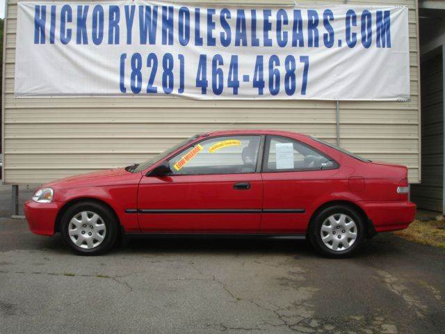 1999 Honda Civic DX 2dr Coupe   Newton NC