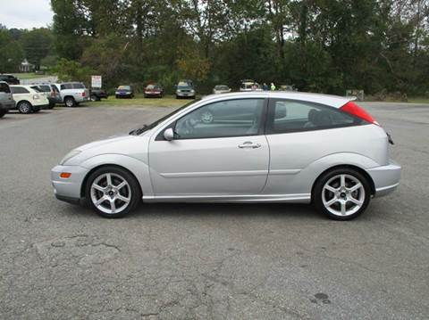 2004 Ford Focus SVT for sale in Newton, NC