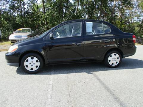 2002 Toyota ECHO for sale at Hickory Wholesale Cars Inc in Newton NC