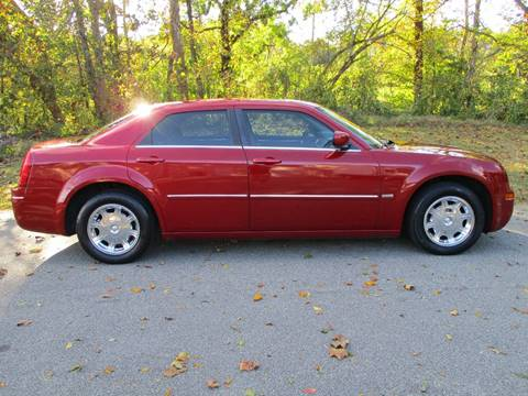 2007 Chrysler 300 for sale at Hickory Wholesale Cars Inc in Newton NC