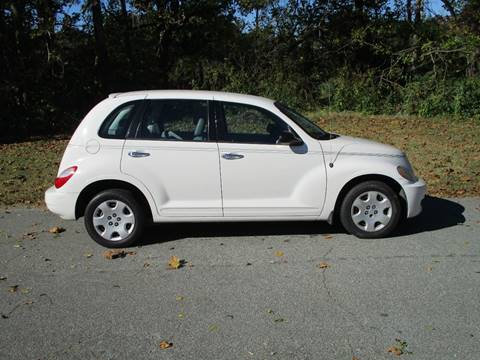 2008 Chrysler PT Cruiser for sale at Hickory Wholesale Cars Inc in Newton NC