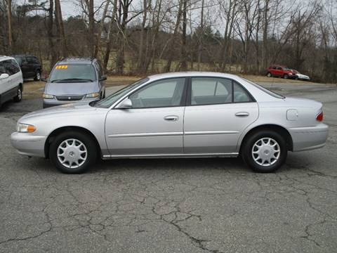 2003 Buick Century for sale in Newton, NC