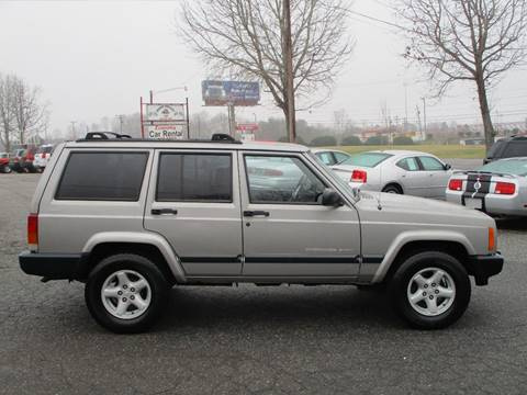 2000 Jeep Cherokee for sale in Newton, NC