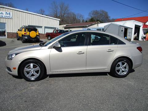 2011 Chevrolet Cruze for sale in Newton, NC