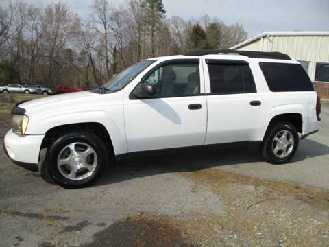 2006 Chevrolet TrailBlazer EXT for sale in Newton, NC