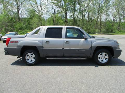 2002 Chevrolet Avalanche for sale in Newton, NC