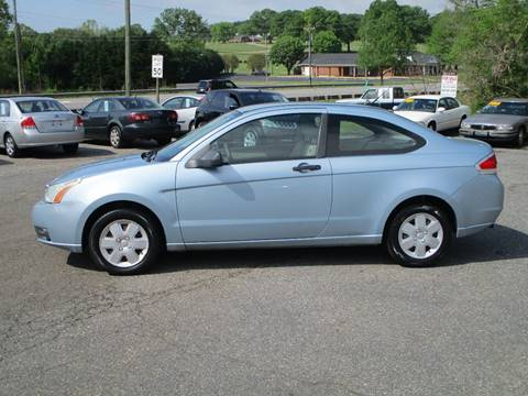 2008 Ford Focus for sale in Newton, NC