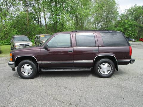 1997 Chevrolet Tahoe for sale in Newton, NC