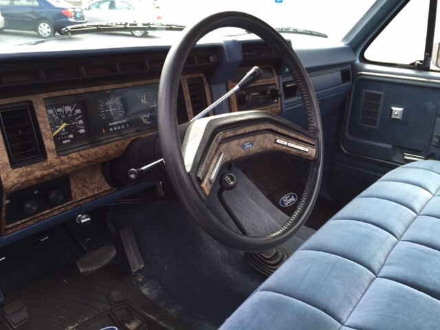 1986 ford f 150 2dr xlt 4wd standard cab lb in harrisburg pa r j cackovic auto sales service. Black Bedroom Furniture Sets. Home Design Ideas