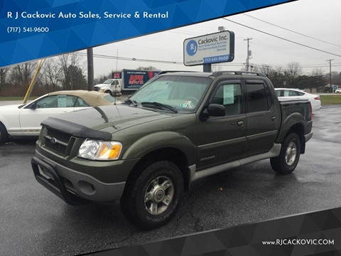2001 Ford Explorer Sport Trac for sale in Harrisburg, PA