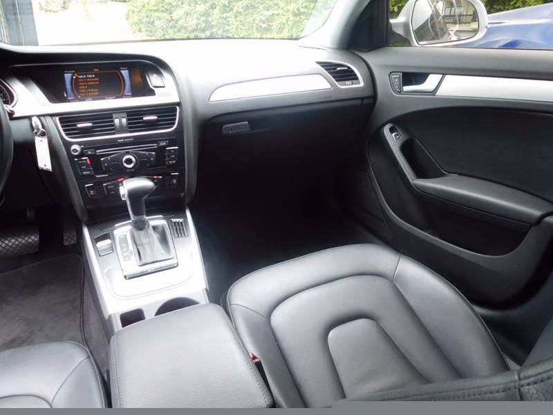 2013 Audi A4 2.0T Premium 4dr Sedan - Walnut Creek CA